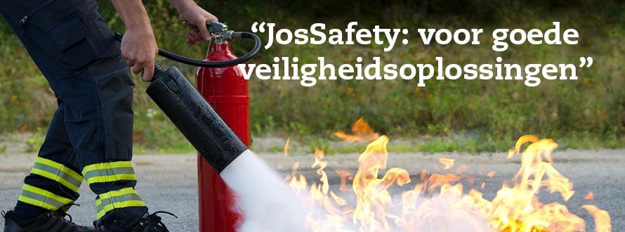 JosSafety voor goede veiligheidsoplossingen