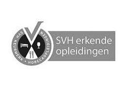 Logo van SVH erkende opleidingen